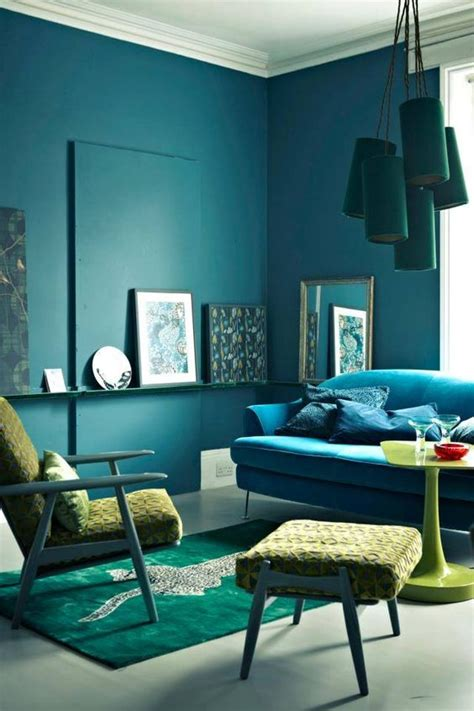 teal and green living room 34 analogous color scheme d 233 cor ideas to get inspired digsdigs