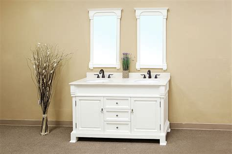 white vanity cabinets for bathrooms bellaterra home 205060 d a white bathroom vanity antique