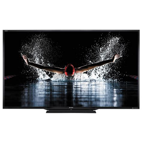Tv Led Hd Sharp sharp 90 quot lc 90le657u aquos hd led smart lc 90le657u