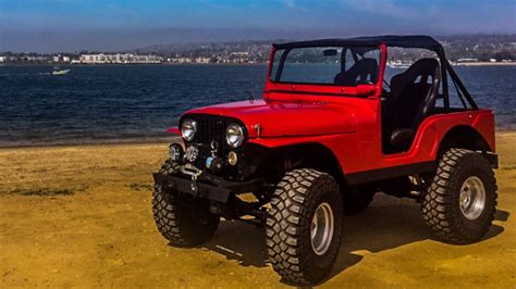 Chevrolet Jeep For Sale 1973 Jeep Cj Cj5 W Chevy 350 V8 For Sale