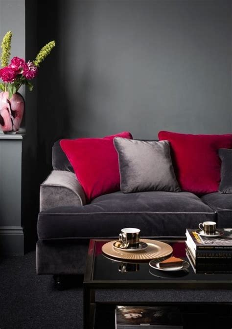 39 cool red and grey home d233cor ideas digsdigs