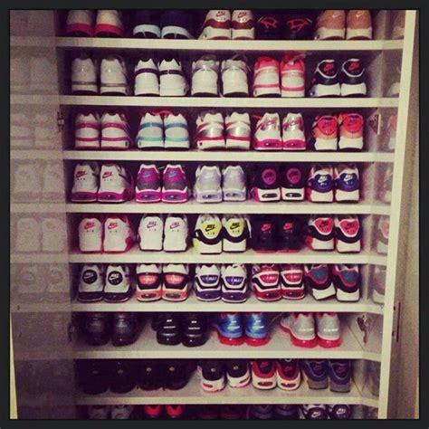 Nike Shoe Closet by Closet Of Nike Shoes