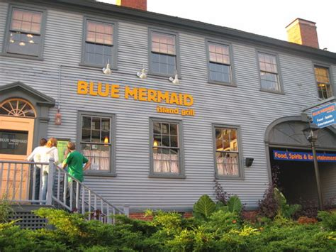 Portsmouth Island Nc Cabin Rentals by Blue Mermaid Island Grill Portsmouth Menu Prices