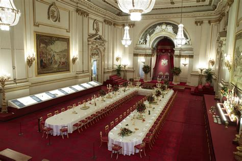 delaware state rooms buckingham palace summer opening shows state banquet