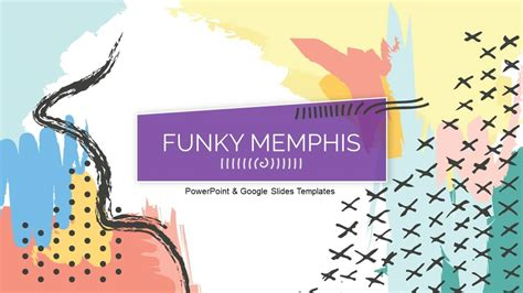 Funky Powerpoint Templates Funky Memphis Funky Powerpoint Themes And Google Slides Templates