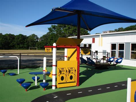 rubber st station playgrounds on cape cod