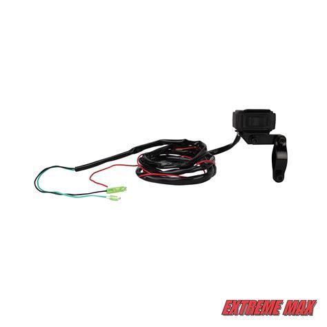 atv winch rocker switch wiring diagram efcaviation