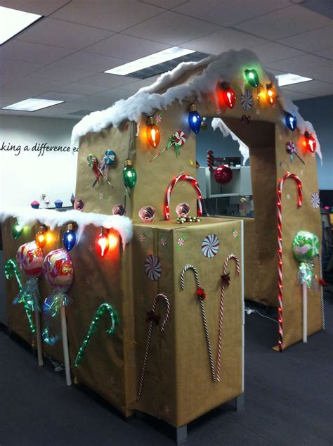 cubicle holiday decorating contest themes 49 best office images on ideas crafts and