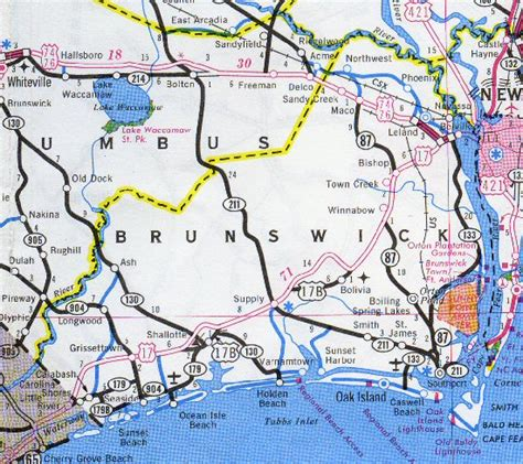 houses for rent in brunswick county nc brunswick county map north carolina north carolina hotels motels vacation