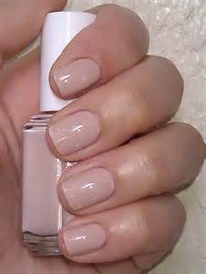 Realist Beige polish or perish nude pink perfection essie topless