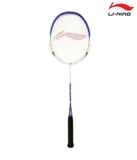 Atasan Badminton Li Ning li ning gtek 900 badminton racket buy badminton equipment accessories on snapdeal