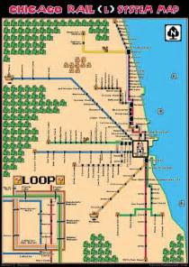 Chicago L Map by Chicago Rail L System Map In 8 Bit Design Pinterest