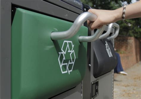 Recoup Recycles Packaging For Ethical Track by Bigbelly Feeds On Uga S Trash Recycling Cus