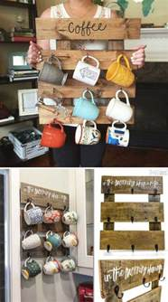 Wooden Kitchen Storage Jars - top 23 cool diy kitchen pallets ideas you should not miss