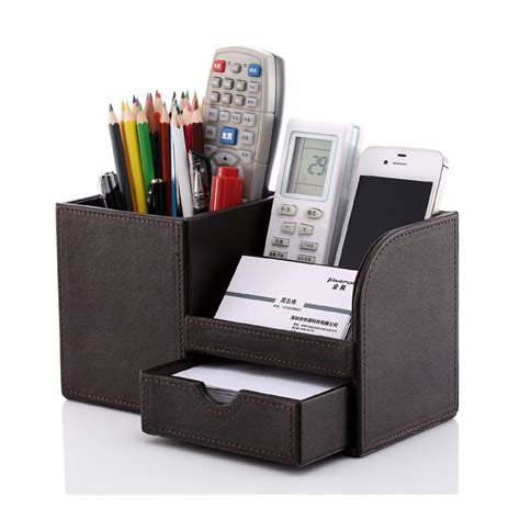 Home Office Desk Organizers Pen And Pencil Holder For Desk Office Furniture