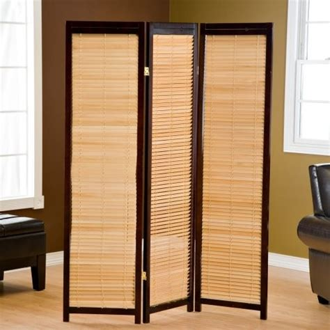 photo screen room divider tranquility wooden shutter screen room divider in espresso and contemporary screens