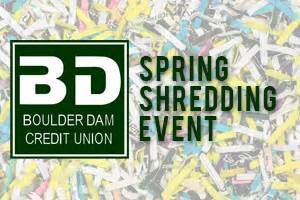 Forum Credit Union Shred Day 2016 Boulder Dam Credit Union Shred Day 2016