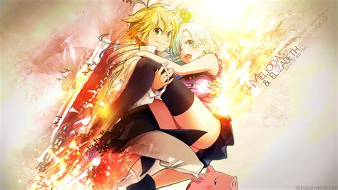 wallpaper anime nanatsu no taizai nanatsu no taizai wallpaper by redeye27 on deviantart