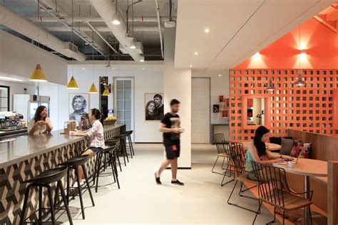 Pantry Area Design by 7 Reasons Airbnb S Singapore Office Is The Most Instagrammable Workplace In Sg