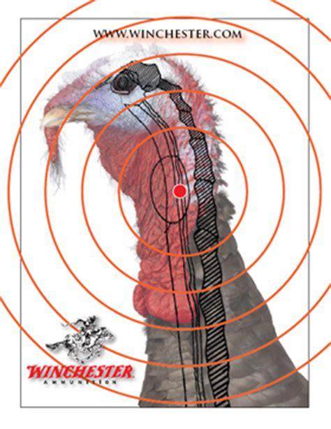 printable turkey targets turkey target