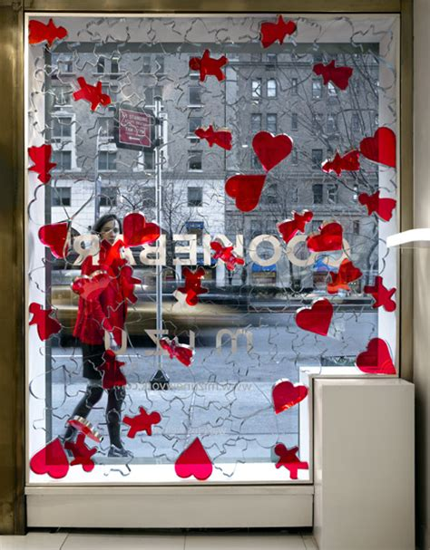 valentines day window displays sprout gallery valentines window displays