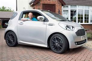 Aston Martin Signet Searching For The Aston Martin Cygnet Pictures Auto