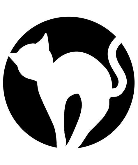 Pumpkin Carving Cat Templates by The 25 Best Cat Pumpkin Stencil Ideas On