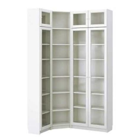 White Corner Bookcase Ikea Pinterest Corner Bookcase White