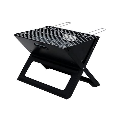 bbq grill picnic table folding portable picnic cing bbq barbecue grill 163 19