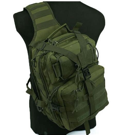 single sling backpack s single shoulder bag tactical utility gear sling