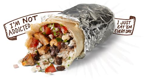 Chipotle Mexican Grill Burrito by Chipotle Mexican Grill Opening In Vancouver The Food