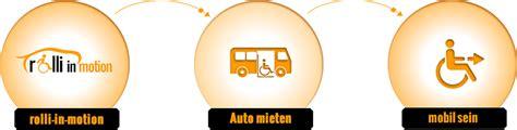 Rollstuhlgerechtes Auto Mieten by Behindertengerechte Mietwagen In Berlin F 252 R Passiv Und
