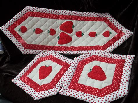 Handmade Table Mats - handmade table mats design
