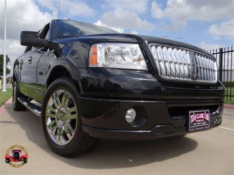 transmission control 2008 lincoln mark lt seat position control purchase used 2008 lincoln mark lt pick up truck in dallas texas united states