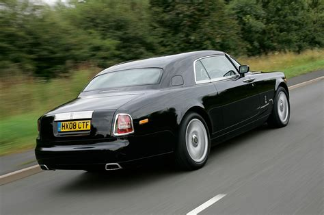roll royce phantom coupe rolls royce phantom coupe review autocar