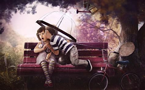 cartoon kiss wallpaper download cute little love couple pictures hd free download pixhome
