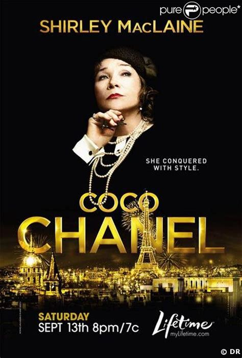 Look Shirley Maclaine As Coco Chanel by Shirley Maclaine En Coco Chanel Dans Mademoiselle