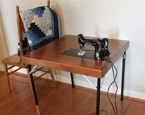 singer 301 card table stunning reproduction singer featherweight folding card table