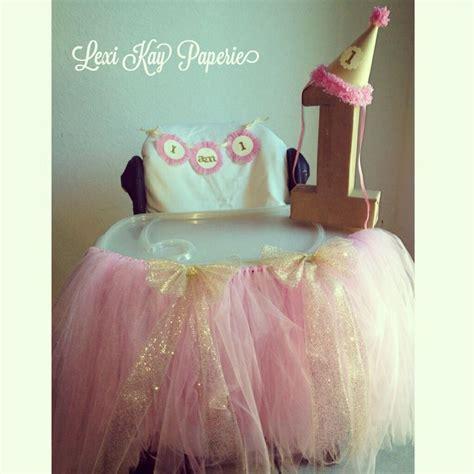 high chair tutu high chair tutu by paperie birthday