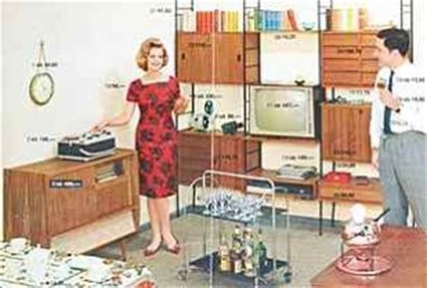 Wohnung 60er Jahre by Bauen Wohnen 1964