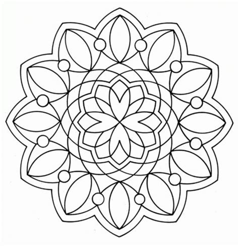 coloring pages of design printables printable geometric design coloring pages coloring home
