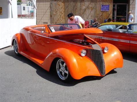 Bright Orange Car by Custom Cars Paso Robles 2005 In Bright Orange Jpg Hi Res