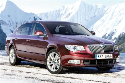 2009 skoda superb ii b6 pictures information and