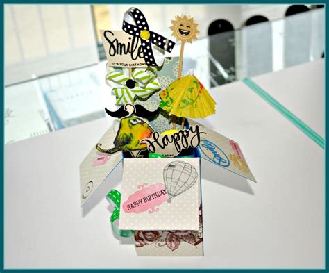how to make a beautiful pop up card birthdaycard craft made simple