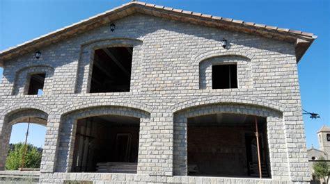 construccion casas de piedra construcci 243 n de casa r 250 stica en piedra tarragona