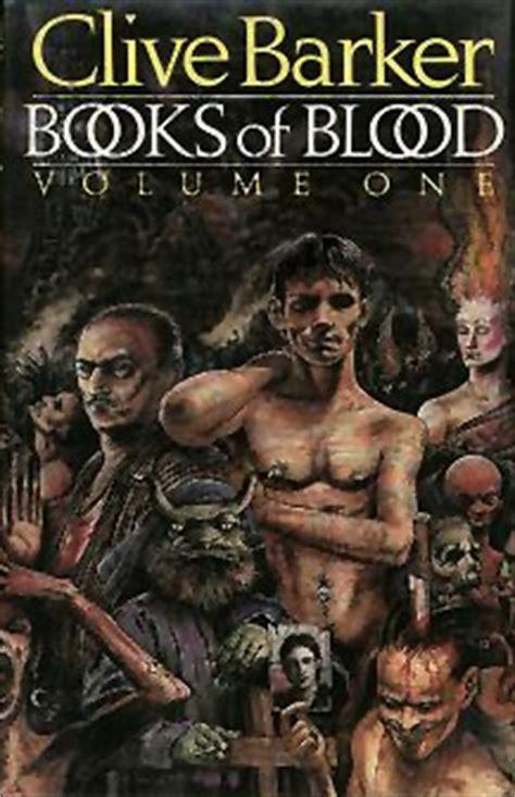 clive barker s hellraiser omnibus vol 1 books books of blood volume1