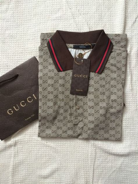 gucci polo t shirt sale