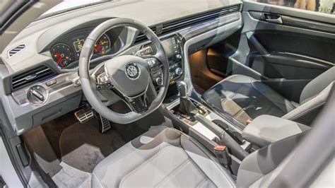 volkswagen passat 2020 interior 2020 volkswagen passat debuts in detroit gallery specs