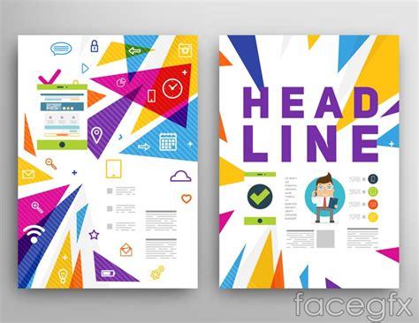 brochure layout design vector 30 free brochure vector design templates designmaz