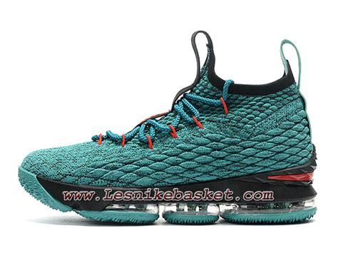 Sepatu Basket Nike Lebron 15 Navy Orange yellow grey mens nike shoes 2018 shoes